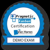 Pragmatic kanban badge demo