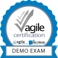 agile certification demo exam